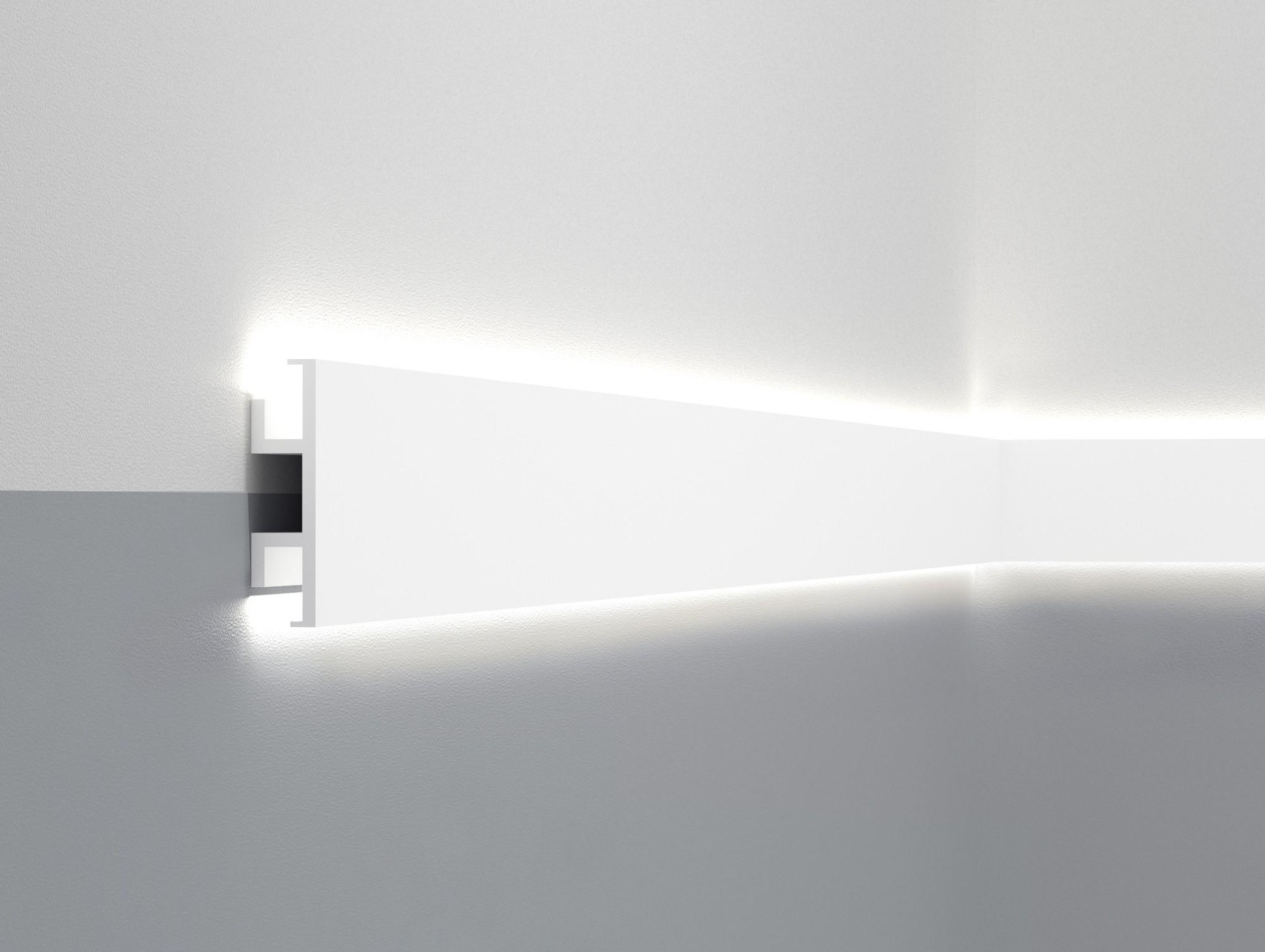 Listwa Oświetleniowa Dwustronna Led Ql017 Pure