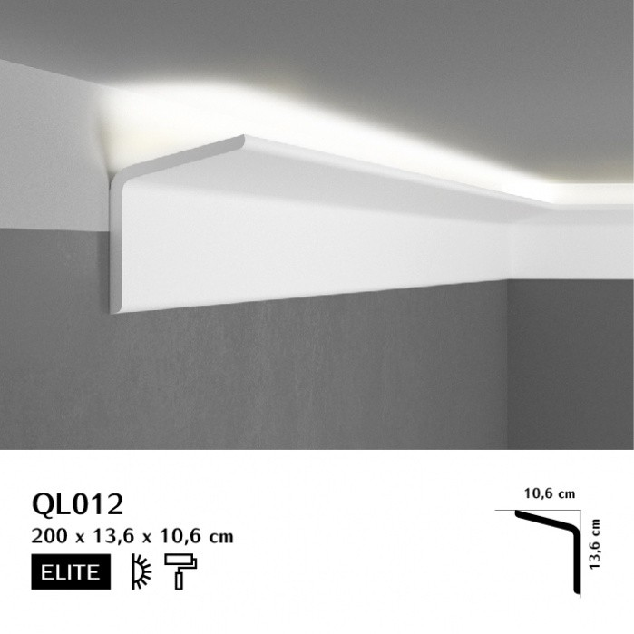 Listwa Oświetleniowa Led Ql012 Paper