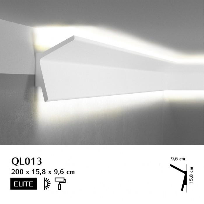 Listwa Oświetleniowa Dwustronna Led Ql013r Paper